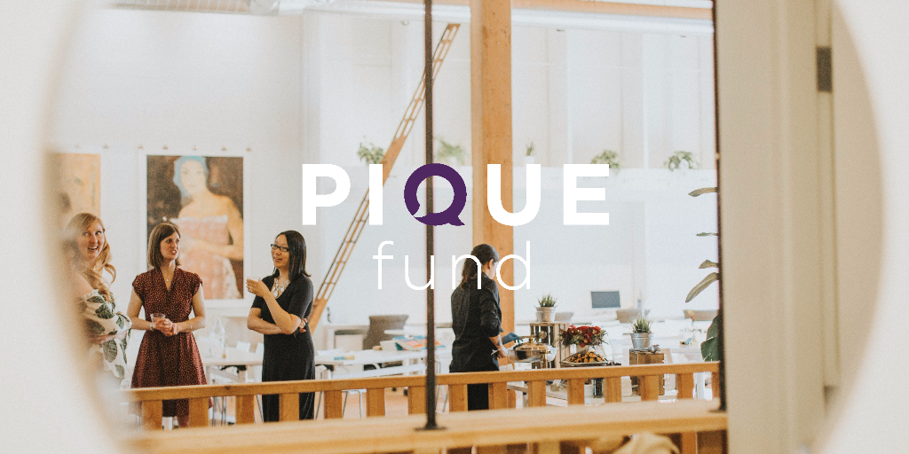 Pique Plus! Meet the FrontFundr Team
