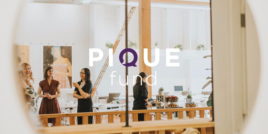 Pique Plus! Meet the FrontFundr Team